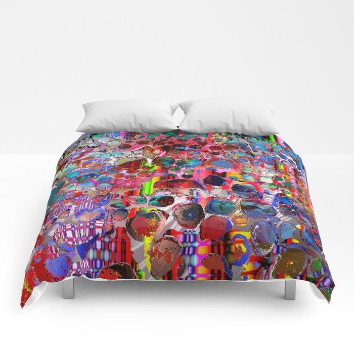 wooden highlands Comforters