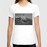 new zealand T-shirts featuring New Zealand by ztwede