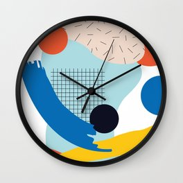 Tapu Wall Clock