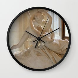 A Kiss is so Complicated Wall Clock