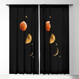 MOON FANTASY Blackout Curtain