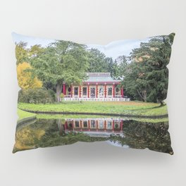 Surrounded by Autumn Pillow Sham