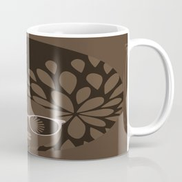 Afro Diva : Brown Sophisticated Lady Coffee Mug