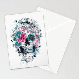 MOMENTO MORI IX Stationery Cards