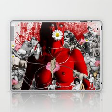 Fire Walks With Her Laptop & iPad Skin