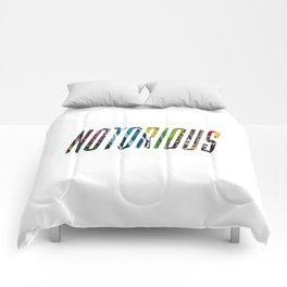 NOTORIOUS THREADS Comforters