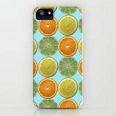 Lemons, Limes, Oranges, Oh my!  Citrus Photography Slim Case iPhone (5, 5s)