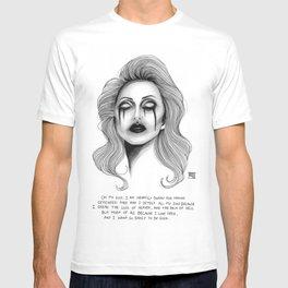 Madonna No. 7 T-shirt