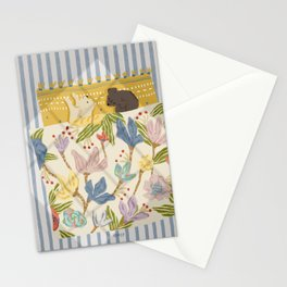 Nap Time Stationery Cards