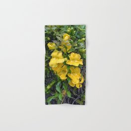 Cat's Claw Vines Hand & Bath Towel