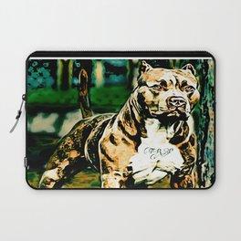 Pit Bull Models: Rocky 01-01 Laptop Sleeve