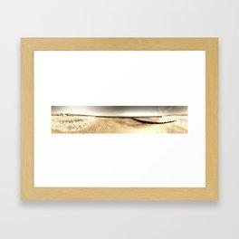 Groin IV Framed Art Print