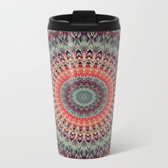 Mandala 300 Metal Travel Mug