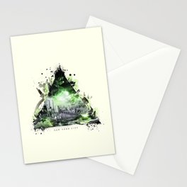 The Essence of New York City Stationery Cards