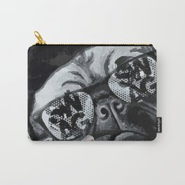 Pug with style Carry-All Pouch