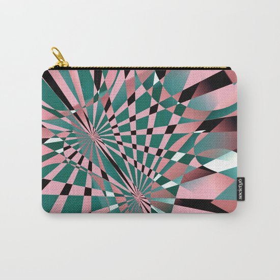 lost in reflections Carry-All Pouch