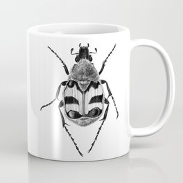 Beetle 02 Coffee Mug
