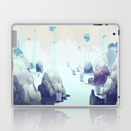 Edge of the Earth Laptop & iPad Skin