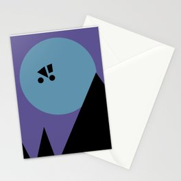 ET Minimalist Movie Poster Stationery Cards