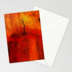 Uprooted Stationery Cards