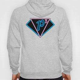 Club P3 Logo Hoody