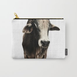 Indian Cow India Carry-All Pouch
