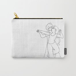 A Dance In Sweatpants V Carry-All Pouch
