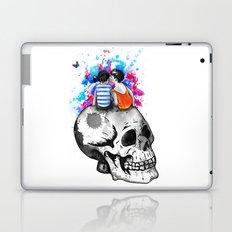 Love, hate, tragedy... Laptop & iPad Skin