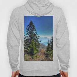 Blue Ridge Mountains North Carolina Hoody