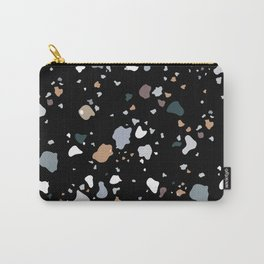Black Liquorice Carry-All Pouch