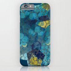 Fluid Geometric  iPhone 6s Slim Case