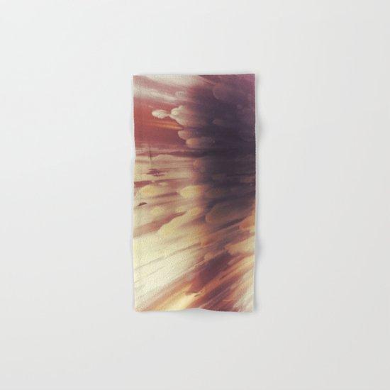 Glowing Copper IV Hand & Bath Towel