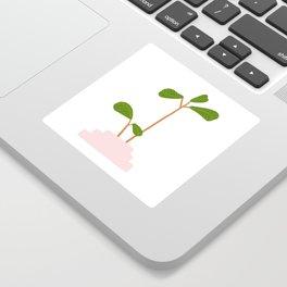 Fiddle Leaf Fig Tree Plant Sticker