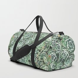Succulent Bed Duffle Bag