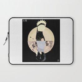 sun and moon Laptop Sleeve
