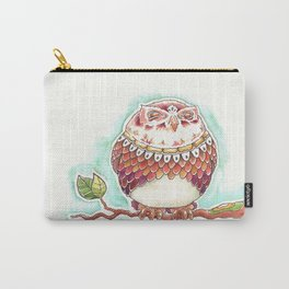 Lovely Owl Carry-All Pouch
