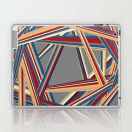 Bars and Stripes Laptop & iPad Skin