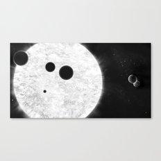 MACROCOSMOS 01 Canvas Print