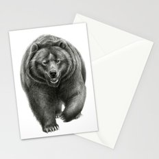 Brown Bear SK068 Stationery Cards