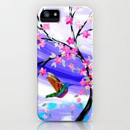 Mauve Dream iPhone Case