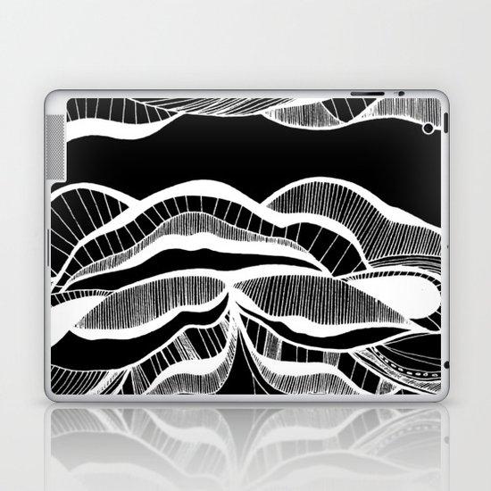 Positive negativism Laptop & iPad Skin