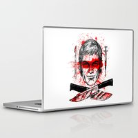 dexter Laptop & iPad Skins featuring Dexter by Jonah Makes Artstuff