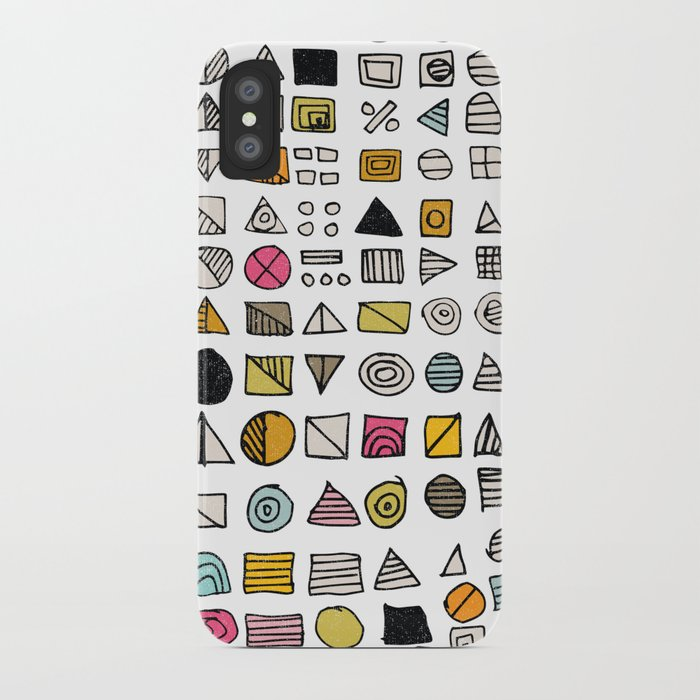 HIEROGLYPHS  iPhone Case