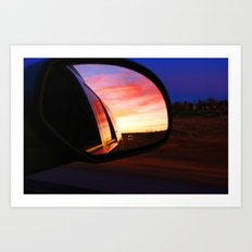 colorado sunrise Art Print