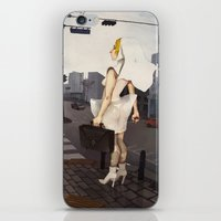 seoul iPhone & iPod Skins featuring Seoul tour  by MYLÈNE BRAGINA