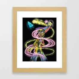 Nerd Alert Framed Art Print