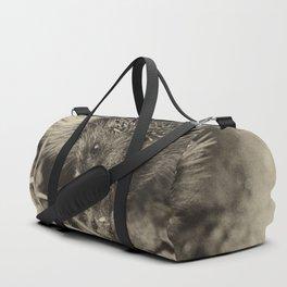 Cute visitor Duffle Bag