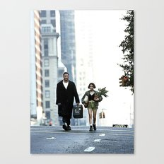 LEON, THE PROFESSIONAL Canvas Print