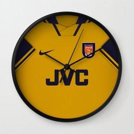 ARSENAL 1996-97 AWAY KIT Wall Clock
