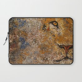 Barbary Lion Laptop Sleeve